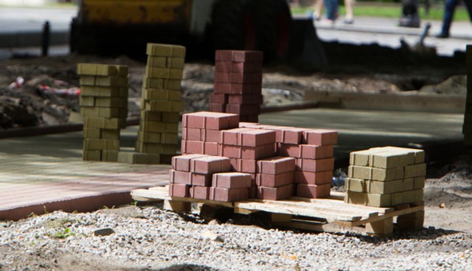 В поселке Фрунзенское начали разбирать железнодорожный склад - Новости Калининграда