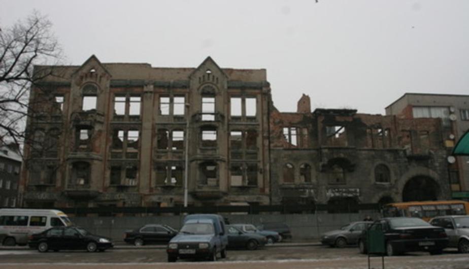 В Калининграде нашёлся только один желающий купить здание Кройц-аптеки - Новости Калининграда