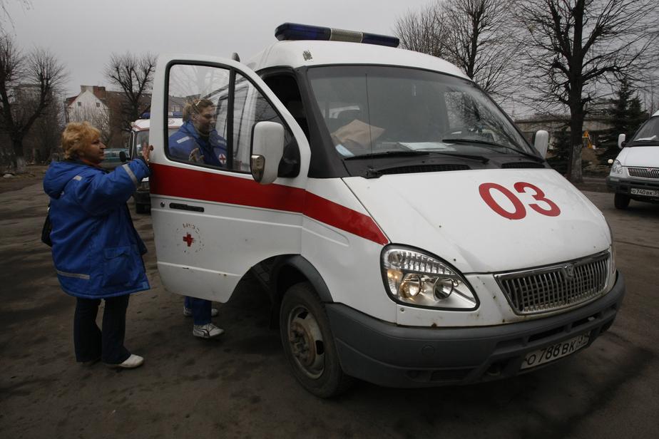 Полиция: второй жилец взорвавшегося в Ладушкине дома не пострадал