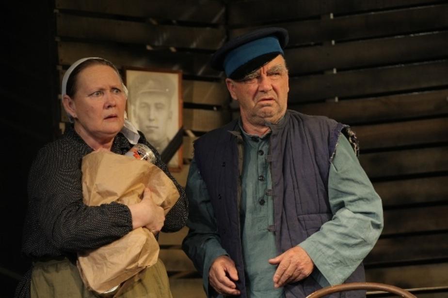 Актёр калининградского драмтеатра Альберт Арнтгольц сыграет в спектакле в день своего 80-летия - Новости Калининграда