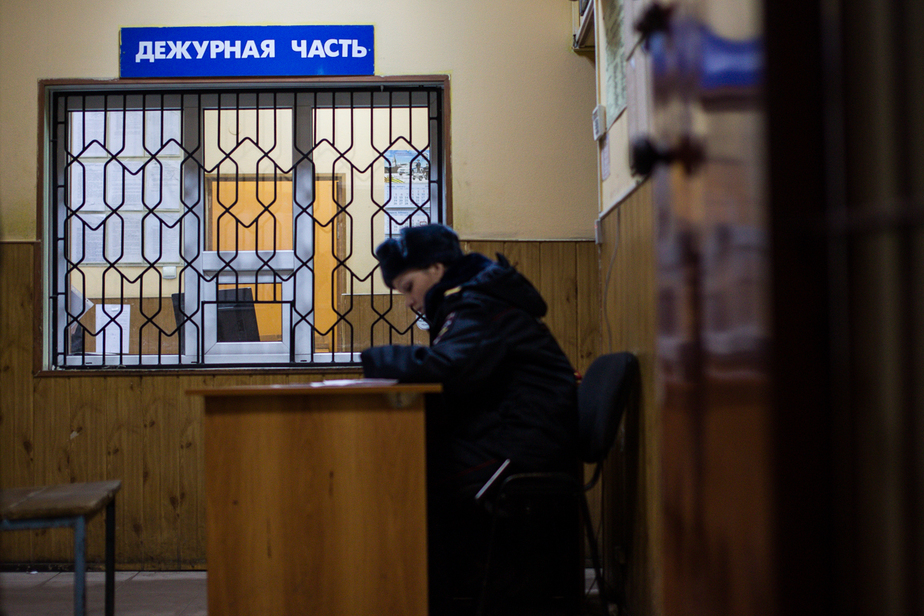 Калининградка схватила сотрудницу полиции за волосы и избила за замечание  - Новости Калининграда
