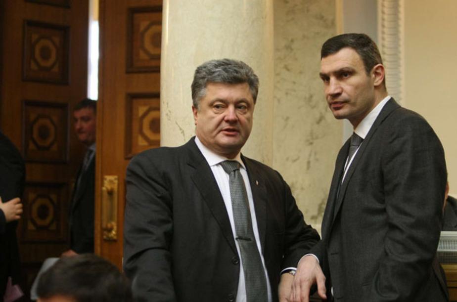 СМИ: Порошенко и Кличко могут предстать перед австрийским судом - Новости Калининграда