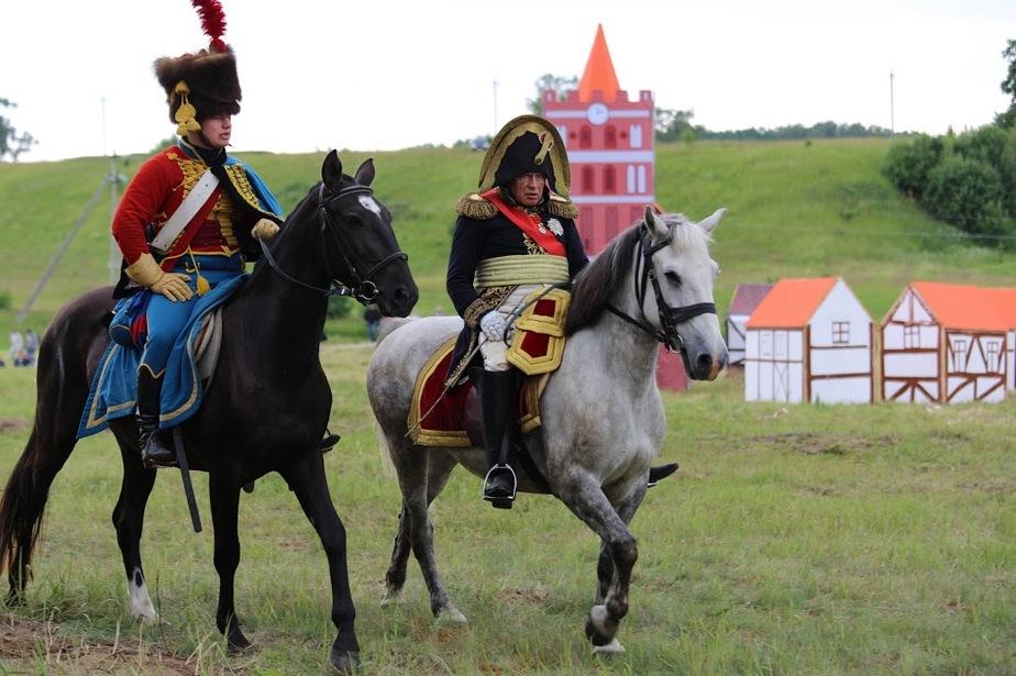 Реконструкцию Фридландского сражения посетило около 7 тысяч человек, впереди новые битвы - Новости Калининграда