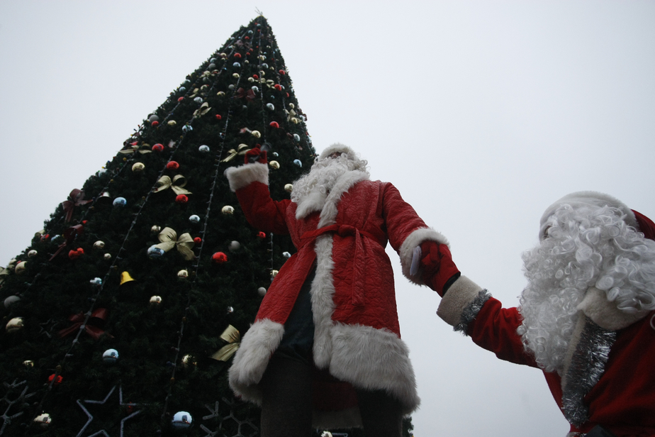 В Калининград приедет Дед Мороз из Великого Устюга