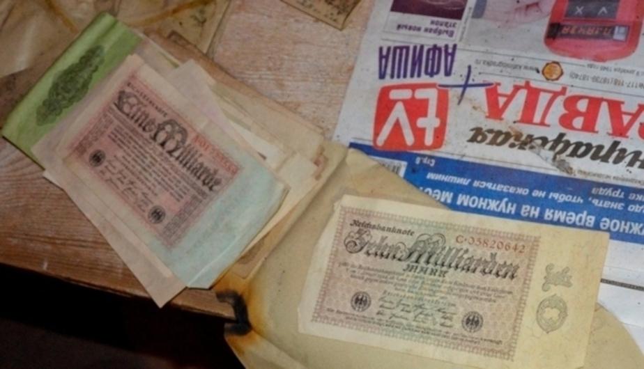 Обнаруженный в Калининграде клад содержал послание в будущее - Новости Калининграда
