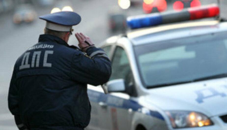 В понедельник утром задержали трех пьяных калининградских водителей