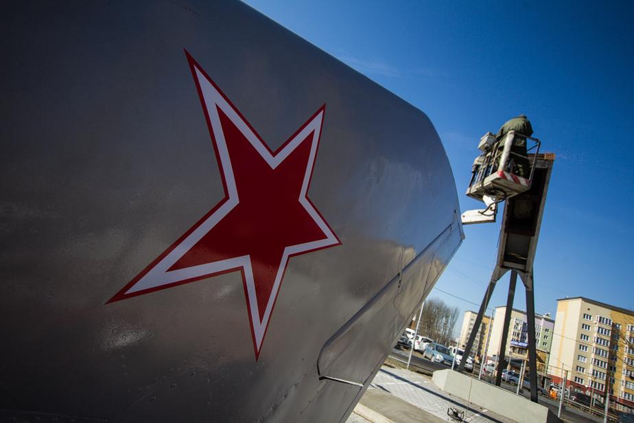 В России создали деревянный полноразмерный макет будущего стратегического бомбардировщика - Новости Калининграда