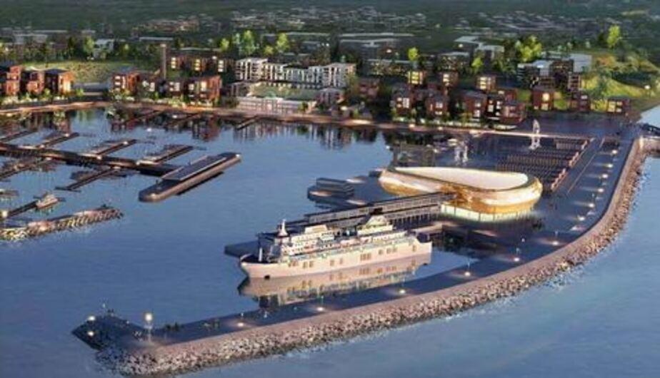 Морской терминал в Пионерском начнут строить уже осенью