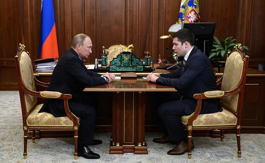 Новым и. о. главы Калининградской области назначен премьер региона Алиханов  - Новости Калининграда