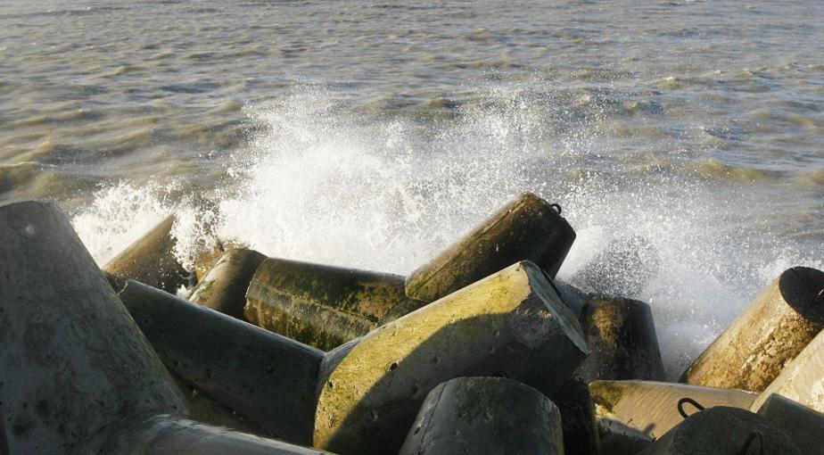 Отголоски 10-бального шторма в Балтийском  море дойдут до Калининграда - Новости Калининграда