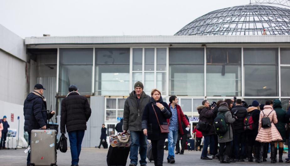 В Храброво из-за тумана в понедельник задержали ещё несколько авиарейсов - Новости Калининграда