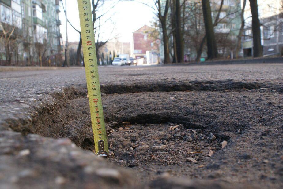 Попали в яму — требуйте денег: как калининградцам получить выплату за поврежденный автомобиль - Новости Калининграда