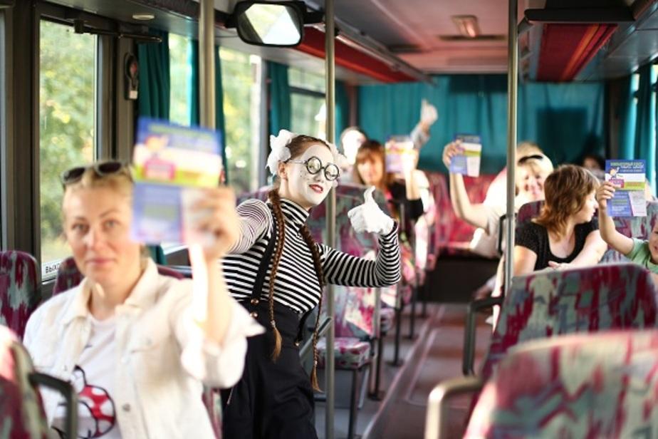 Бесплатный школьный автобус вышел в рейс 1 сентября - Новости Калининграда