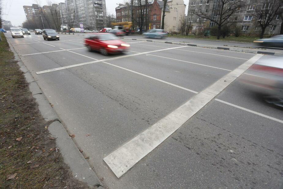 В Калининграде больше не будут устанавливать шумовые полосы - Новости Калининграда