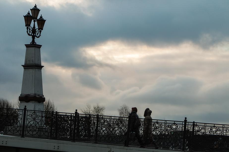 Дожди отступят от Калининграда во вторник