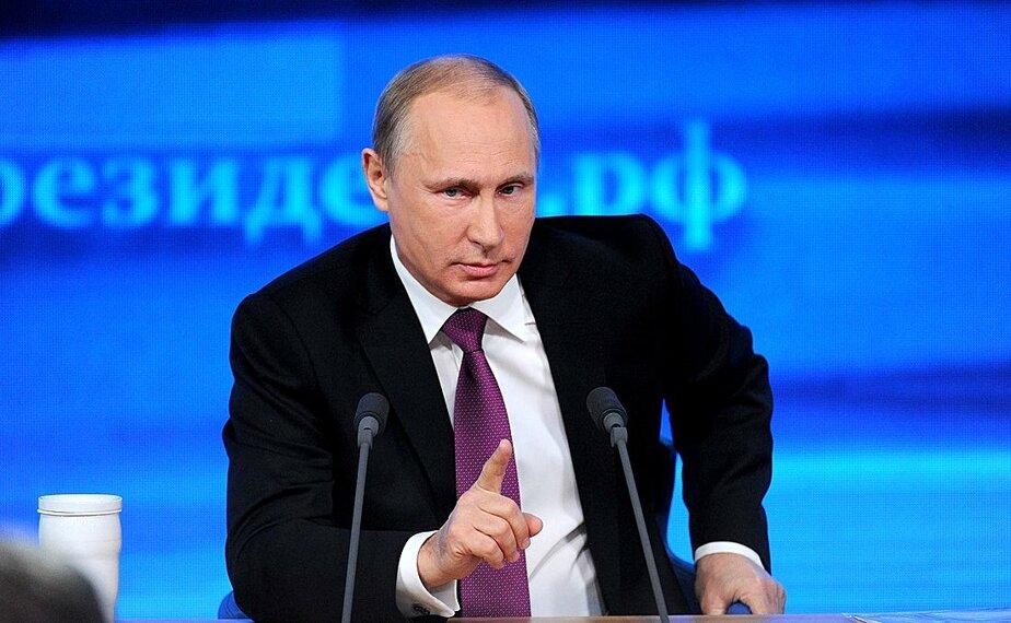 Путин призвал смотреть на курс рубля как на новую возможность для предпринимателей