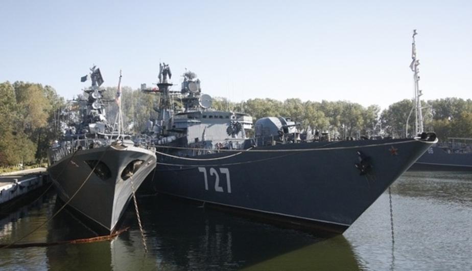 Корабли российского ВМФ приготовились прикрывать авиабазу у берегов Сирии - Новости Калининграда