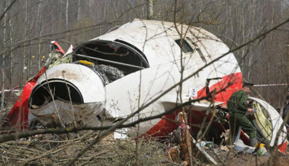 Британские эксперты будут искать следы взрывчатки на обломках самолёта польского президента Качиньского - Новости Калининграда