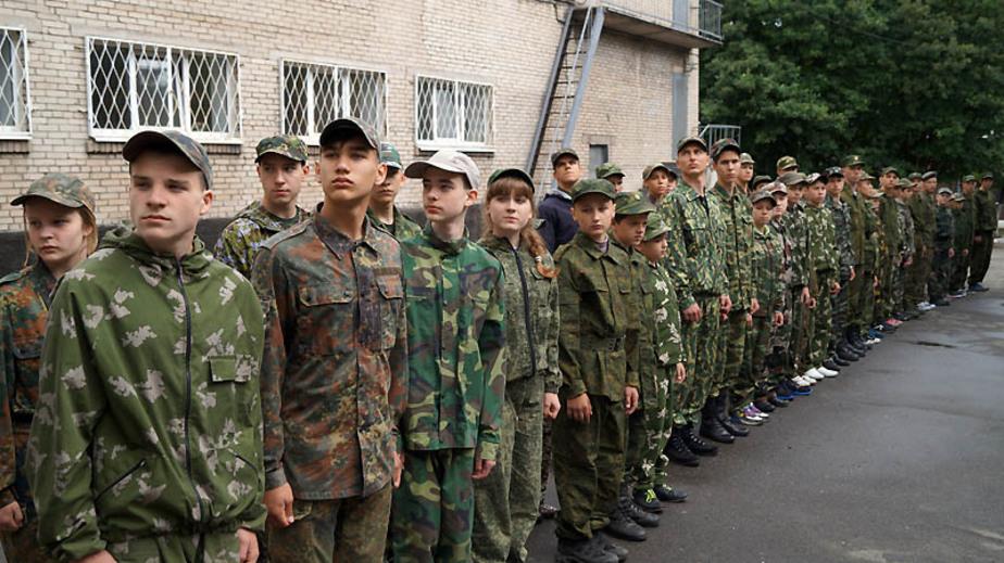В детском лагере под Калининградом началась православная смена  - Новости Калининграда
