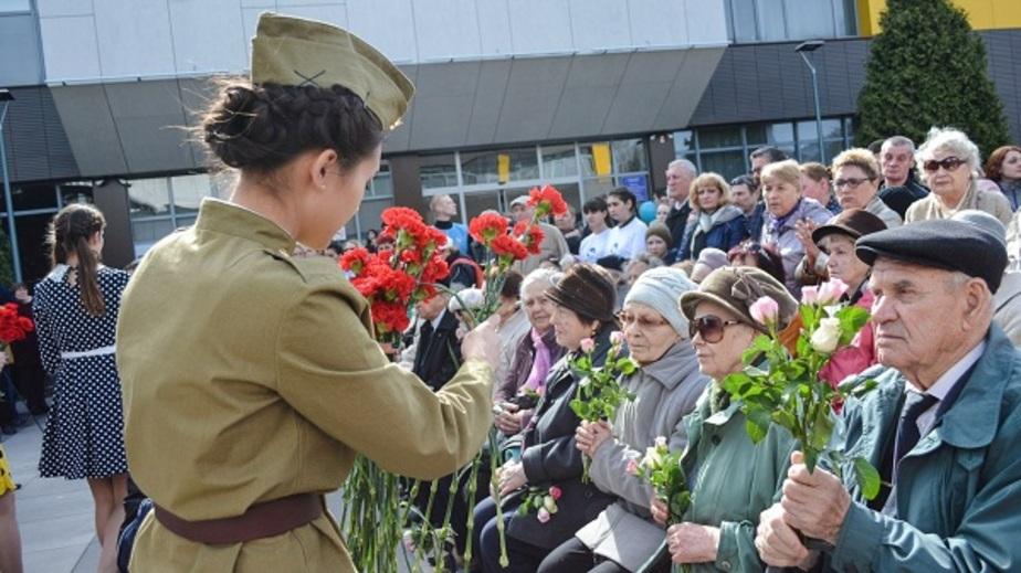 Самый важный праздник для области: как отпраздновали 72-ю годовщину штурма Кёнигсберга - Новости Калининграда