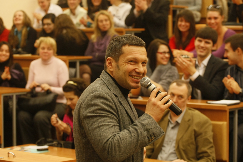 Литва ввела плату за просмотр российского телеканала после передачи Владимира Соловьёва