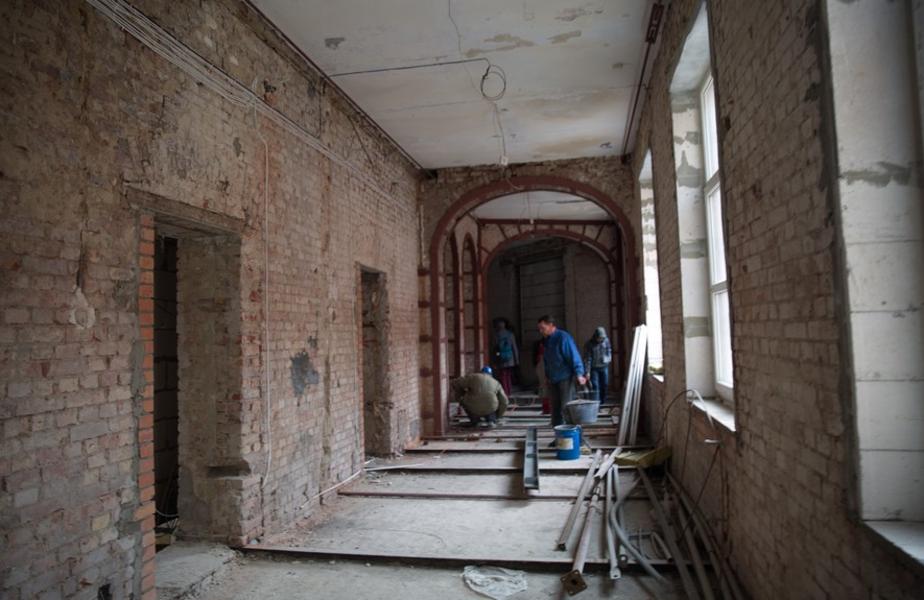 Реконструкцию музколледжа имени Рахманинова планируют завершить к началу учебного года - Новости Калининграда
