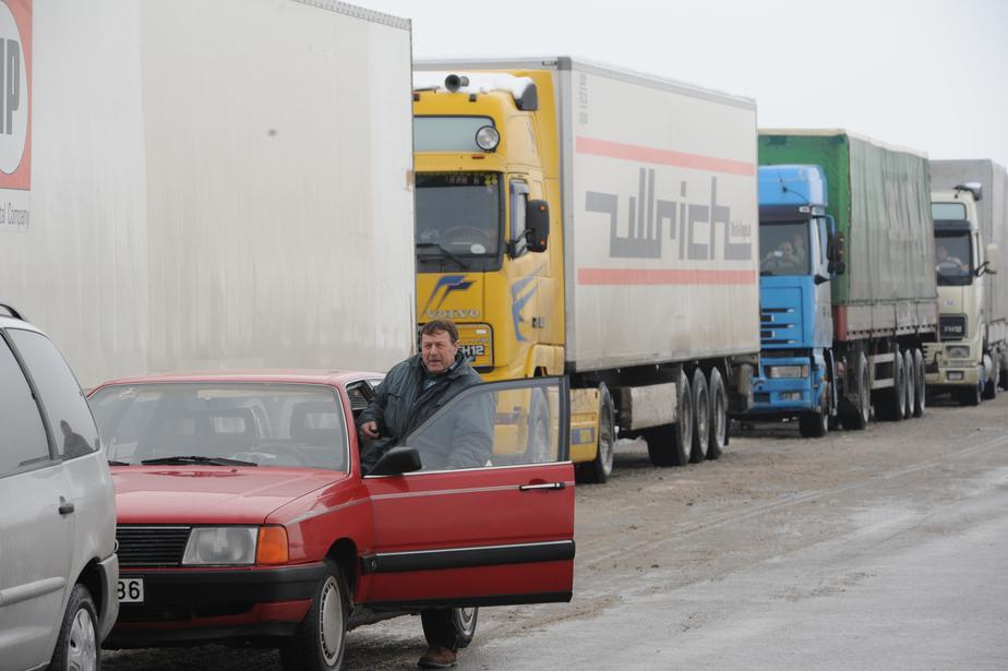 Депутаты Госдумы предложили ввести до 2017 года мораторий на плату с грузовиков - Новости Калининграда