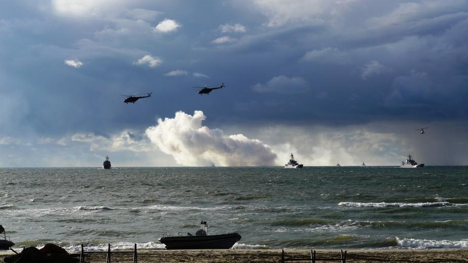 Генерал: Российские войска начнут атаки в Сирии после согласования операции с США - Новости Калининграда