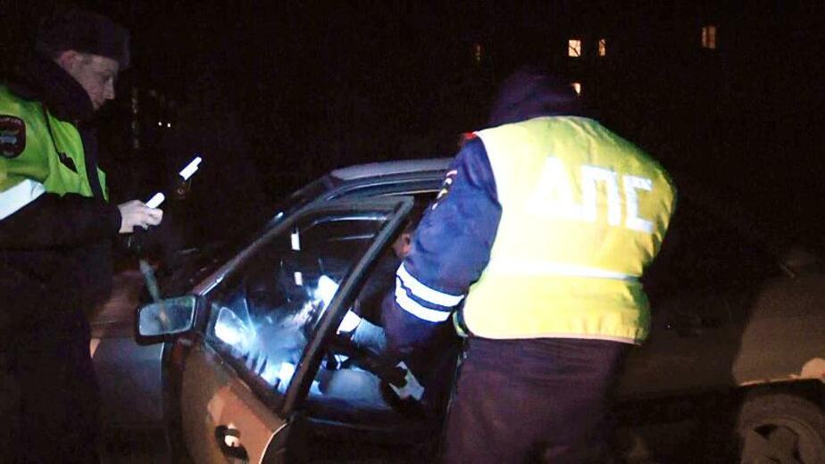 В Калининграде полицейские устроили погоню за наркосбытчиками - Новости Калининграда