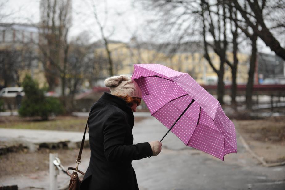 В Калининграде сегодня объявлено штормовое предупреждение, ветер до 27 м/с - Новости Калининграда