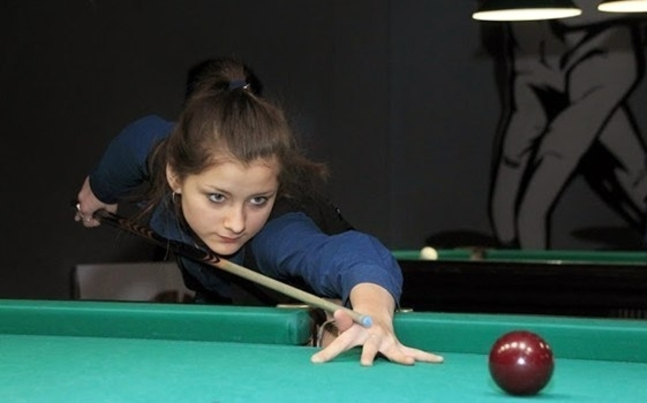 15-летняя калининградка взяла серебро на первенстве России по бильярду