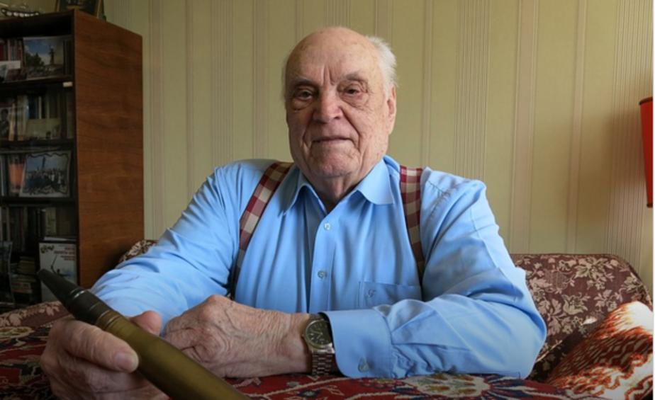 Ушел из жизни герой штурма Кёнигсберга, которому вручал медаль Путин  - Новости Калининграда