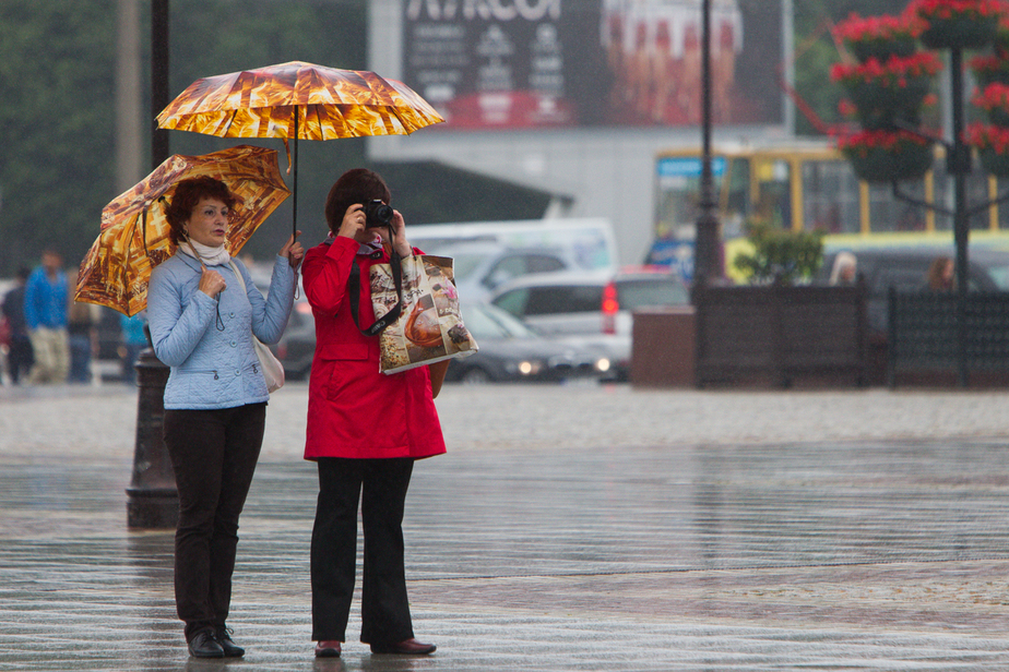 Синоптики: В День города в Калининграде будет дождь  - Новости Калининграда