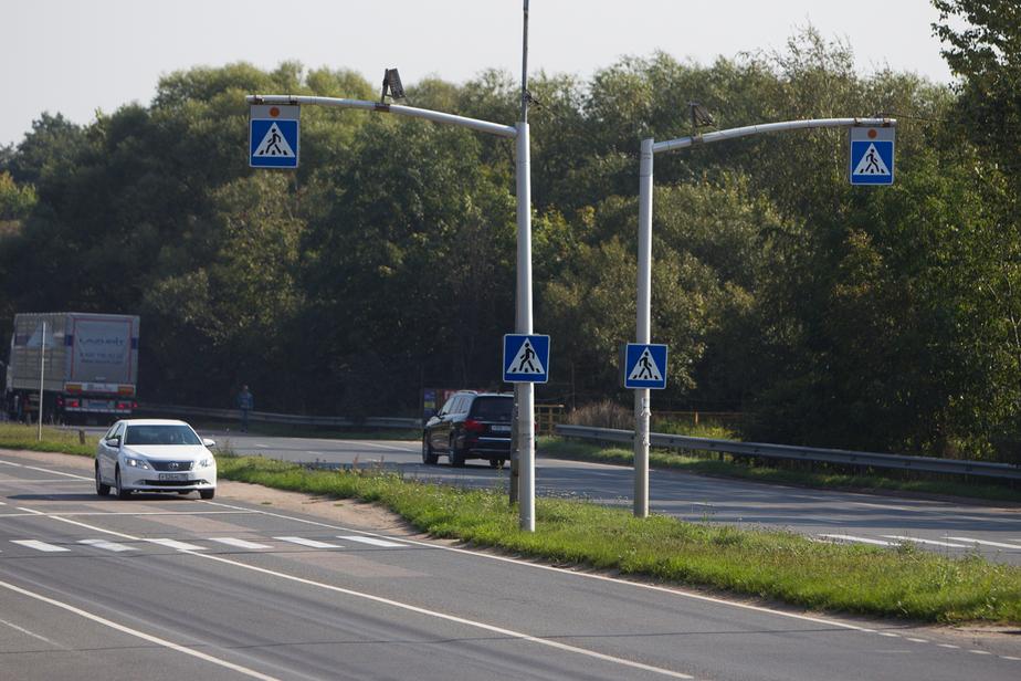 В выходные на калининградских дорогах пострадали семь пешеходов