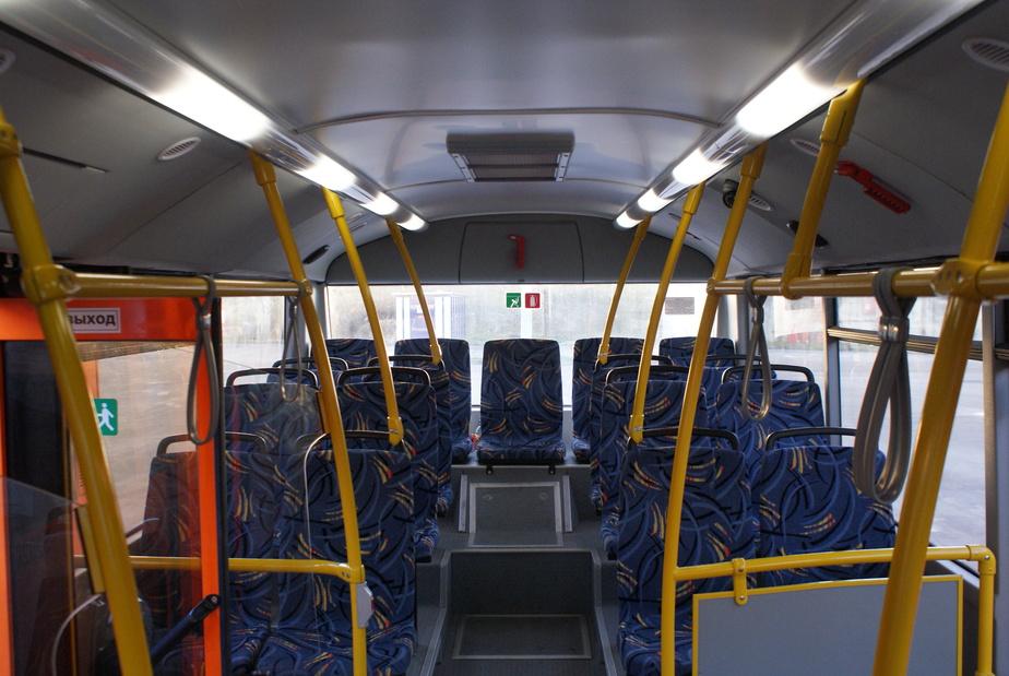 Сегодня в Калининграде на линию выйдут новые автобусы среднего класса - Новости Калининграда