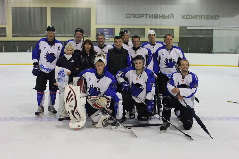 В Советске разыграли хоккейный кубок Росэнергоатома  - Новости Калининграда