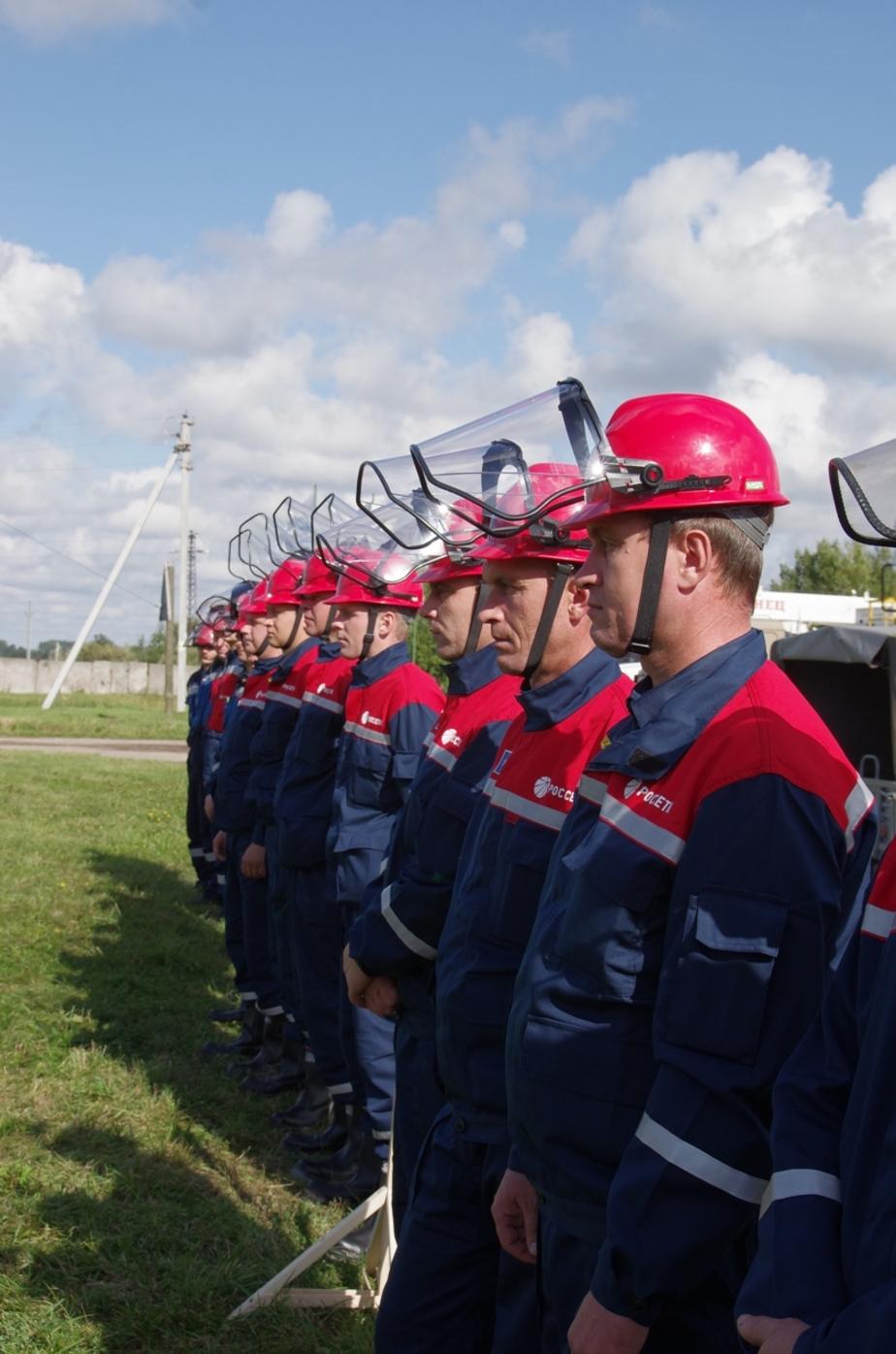 Энергетики провели масштабные учения в Черняховске - Новости Калининграда