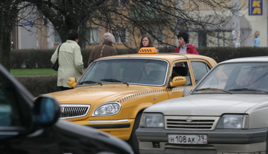 Госдума намерена в разы увеличить штрафы для таксистов-нелегалов