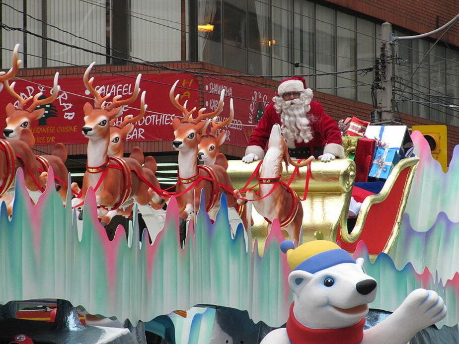 СМИ: российские туристы обанкротили Санта-Клауса - Новости Калининграда