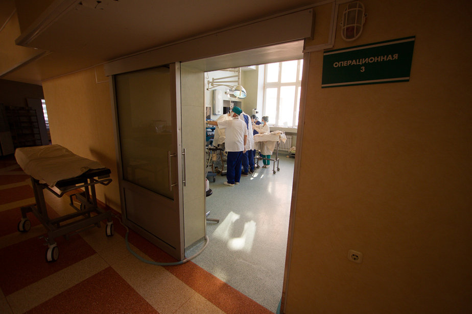 Цуканов: Главврача Гвардейской больницы, где умерла 3-летняя девочка, уволят
