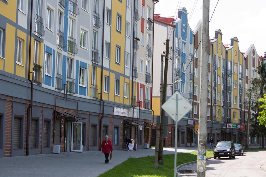 В Калининграде на месяц перекроют одну из улиц, автобусы пустят в объезд - Новости Калининграда