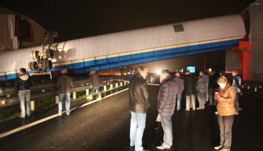 Калининградцы отказываются пользоваться надземными пешеходными переходами  - Новости Калининграда