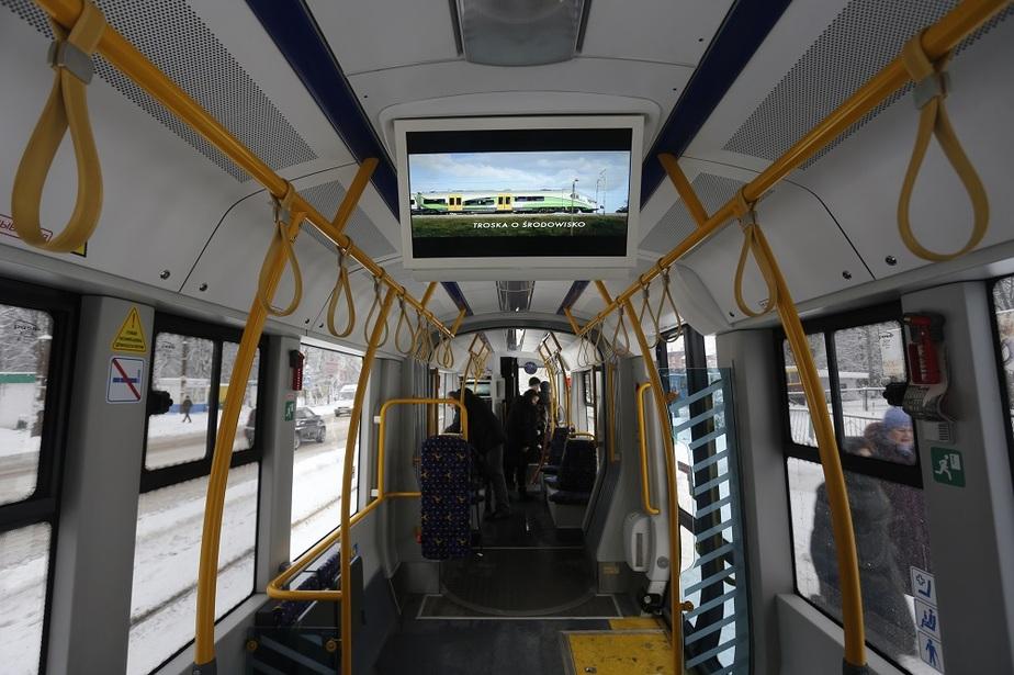 Единственный в Калининграде польский трамвай отправили на ремонт - Новости Калининграда
