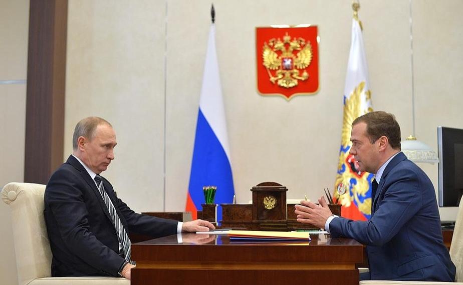 Медведев предложил Путину налоговую реформу - Новости Калининграда
