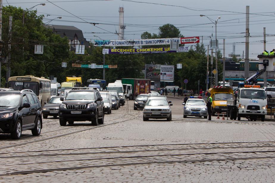 Цуканов: надо думать о дополнительных выездах из Балтрайона  - Новости Калининграда