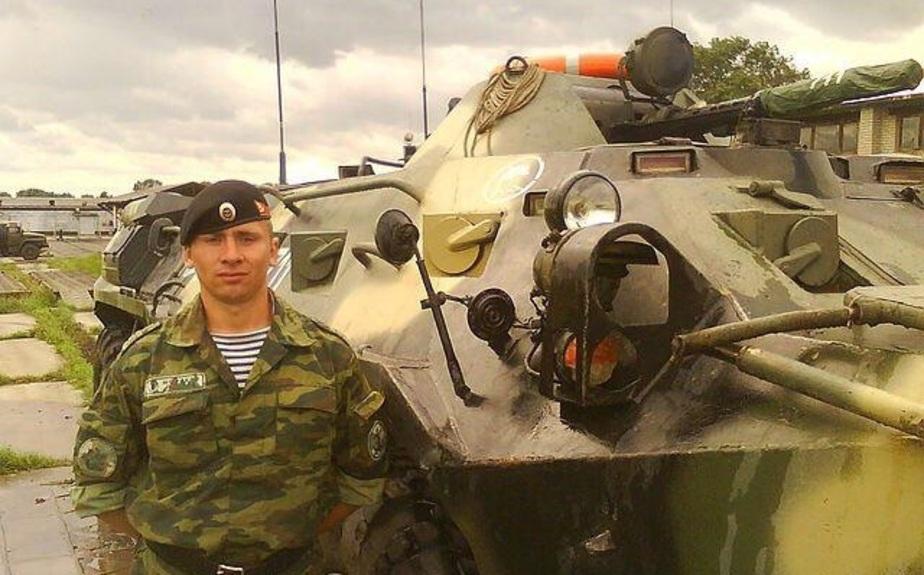 В Сирии погиб морской пехотинец из Калининградской области - Новости Калининграда