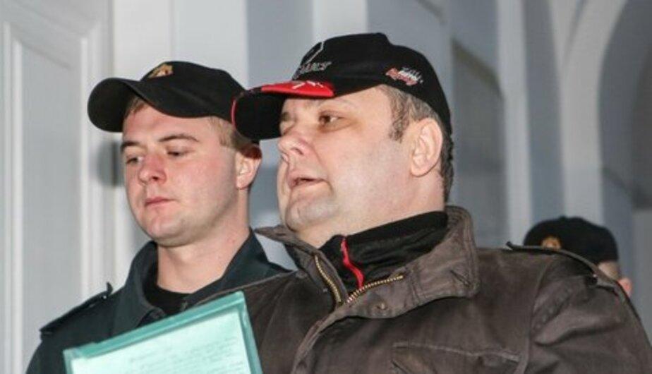 В Литве составляют обвинительный акт по делу калининградца Юрия Меля  - Новости Калининграда