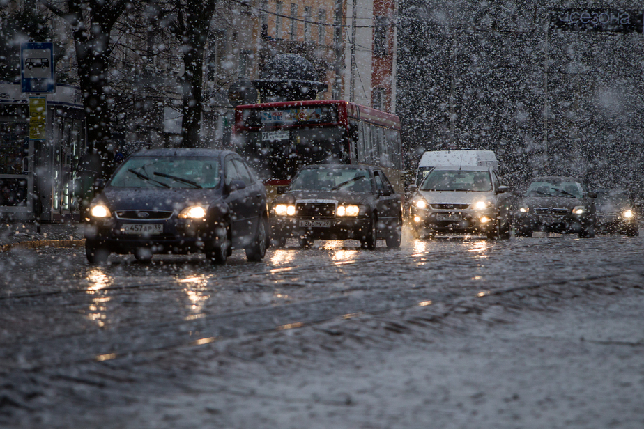 Власти Калининграда предупреждают о первом гололеде - Новости Калининграда