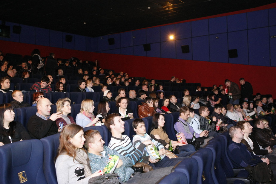 Летом резко упали сборы и посещаемость кинотеатров - Новости Калининграда