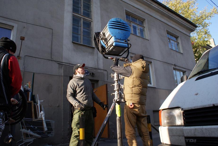 В Калининграде начались съёмки фильма с Лановым в главной роли   - Новости Калининграда